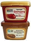 Sunchang Gochujang and Doenjang Combo 500g