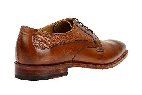 Gordon & Bros5098-i Black - zapatos con cordones Hombre , color negro, talla 41