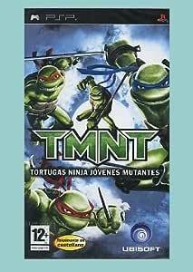 Teenage Mutant Ninja Turtles: sony psp: Amazon.es: Videojuegos