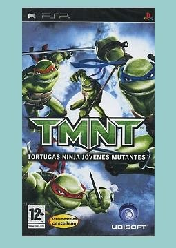 Teenage Mutant Ninja Turtles: sony psp: Amazon.es: Videojuegos