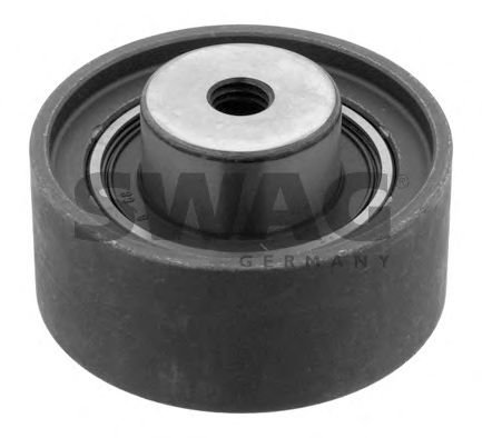 Volvo 940 Seat Belt - SWAG Timing Belt Deflection Guide Pulley Fits VOLVO 940 VW Lt 28-35 I 9135946