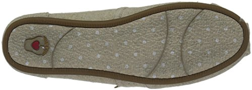Natural Water Women's Ballet Skechers Plush Flat from High BOBS Bobs xqzzpwfO