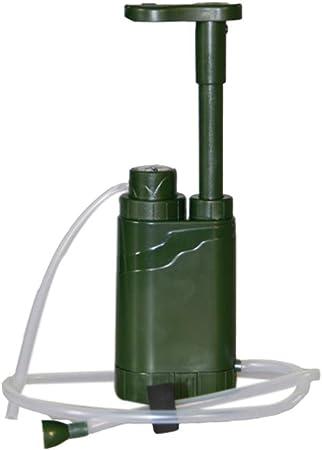 YWT Purificador de Agua portátil Personal Multifuncional, Equipo ...
