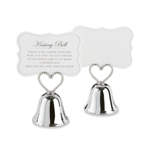 (Kate Aspen (set of 24) Kissing Bells Place Card)