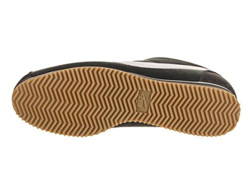 Men's Casual Nike White Shoe Anthracite Nylon Cortez Classic gHwFd