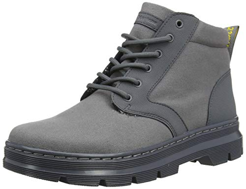Dr. Martens Bonny II Chukka Boot, Grey, 3 M UK (4 US)]()