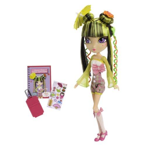 La Dee Da Runway Vacay, Tylie as Kabuki Cutie