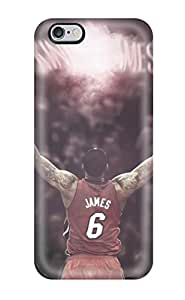 New Arrival Case Specially Design For Iphone 6 Plus (lebron James Miami Heat 2012)