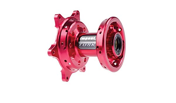 Front Red for Honda CRF450R 2002-2019 Impact Motorcycle Hub