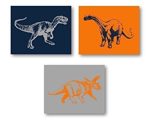 Dinosaur Art, Dinosaur Decor, Dinosaur Wall Art, Dinosaur Nursery Decor,  Dinosaur Theme Part 40