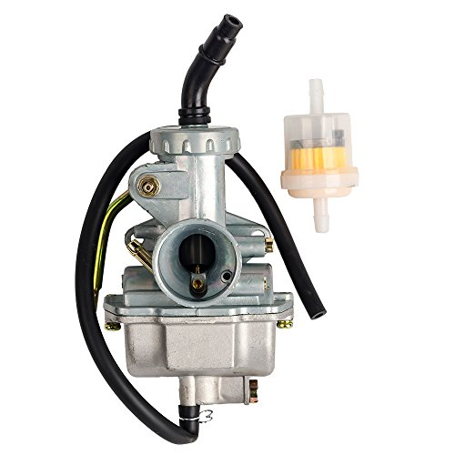 xr80r carburetor - 3