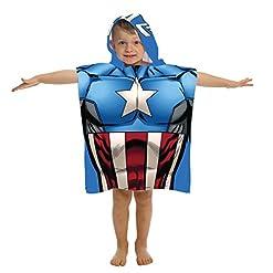 Marvel Avengers Hulk Hooded Poncho 41drxjsnYSL