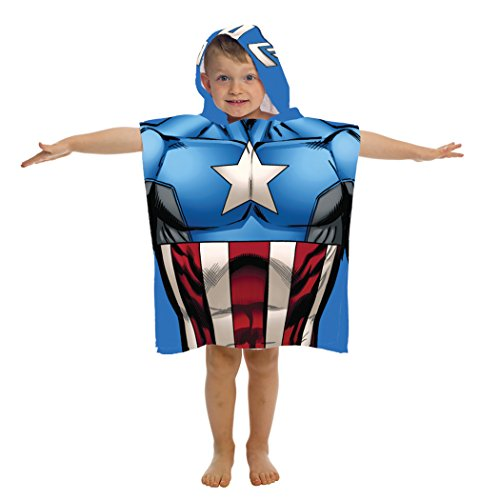 - 41drxjsnYSL - Marvel Avengers Hulk Hooded Poncho