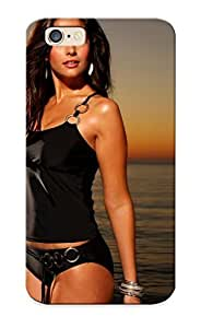 YuvEgmG408dfZND New Iphone 6 Case Cover Casing(sexy Babes Women Models Brunees Swimwear Legs )/ Appearance