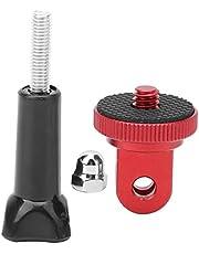 Deror Camera Beugel Mount Adapter Aluminium Extension Arm Accessoire voor Insta360 ONE X/X2 (rood)