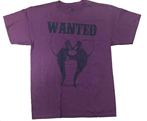 Looney Tunes Yosemite Sam Wanted Adult T-Shirt 2X