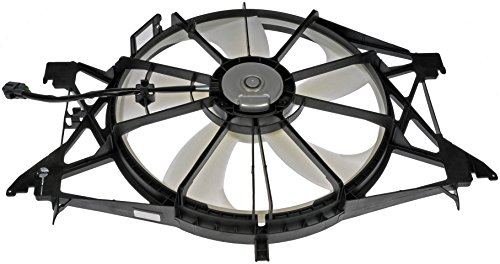 Dorman OE Solutions 620-060 Air Conditioning Condenser Fan Assembly