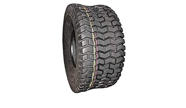 One Tubeless 15 x 6.00 - 6 Turf Tire 4 capas Cortacésped ...