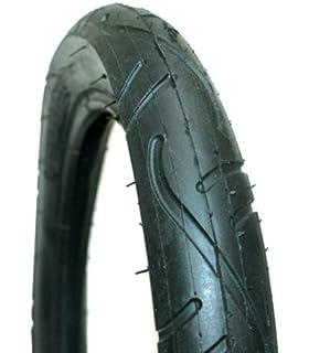 RUBENA Slick Tread - Neumáticos para silla da paseo, tamaño 10 x 1.75/2