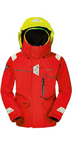 Musto MPX Offshore Gore-Tex Race Jacket in Red SM1266 Size-- - Medium (Mpx Musto Race)