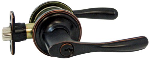 Lewis Hyman 1731105 Atlas Universal Entry Lever, Oil Rubbed Bronze