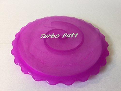 Quest AT Turbo Putt, Original, Turbo Putter, Disc Golf Disc (Colors May (Pdga Disc)