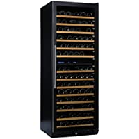 (DR) NFINITY PRO LX Dual Zone 187-Bottles Wine Cellar, Wine Cooler w/ Glass Door (S1011)