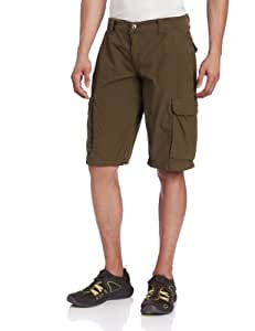 Helly Hansen Men's Oslo Fjord Shorts, Dark Moss, 28