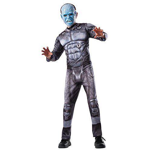 The Amazing Spider-man 2, Electro Deluxe Costume, Child Small