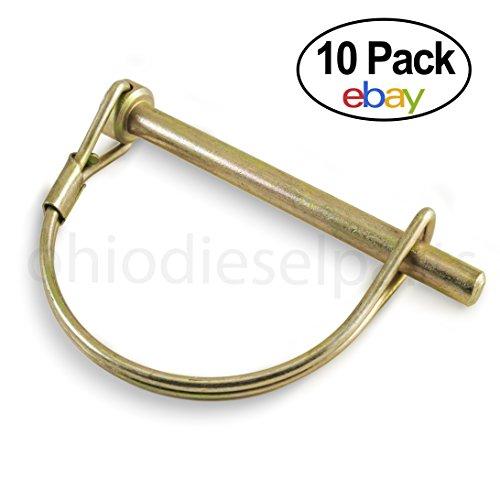 PTO Shaft Locking Pin 1/4' x 2-1/4' ( PACK of 10)