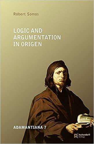 Logic and Argumentation in Origen
