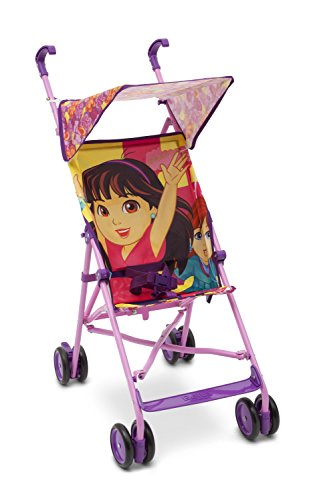 Delta Dora - Delta Children Umbrella Stroller, Nick Jr. Dora the Explorer