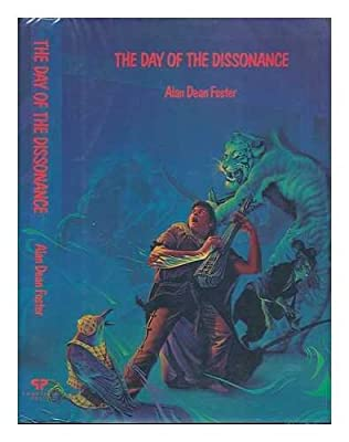 book cover of The Day of the Dissonance