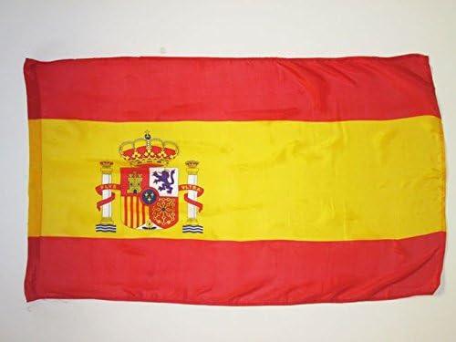 AZ FLAG Bandera de ESPAÑA 250x150cm para Palo - Bandera ...