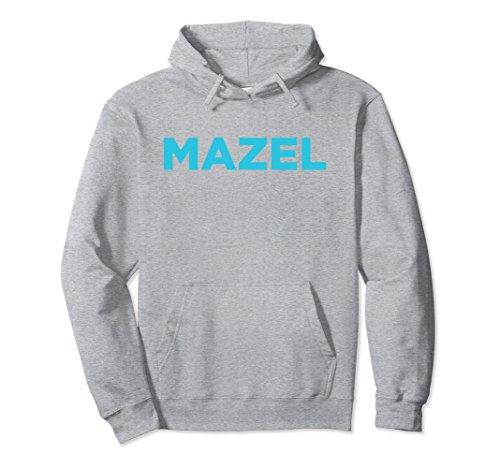 Unisex Watch What Happens Live Mazel Crew Neck Sweatshirt Small Heather Grey