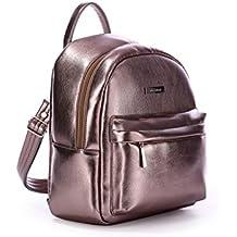 Alba Soboni City Designed Women & Girls Ladies Backpack Shoulder Handbags School & Student Daypack