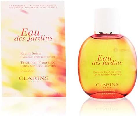 Clarins Eau des Jardins Natural Spray, 3.4 Ounce