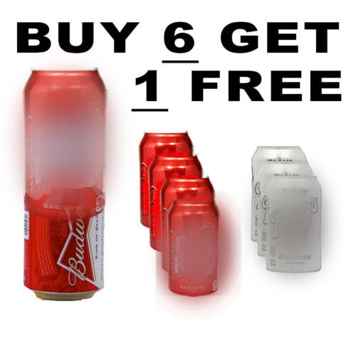 Hide A Beer can covers Buy 6 Get 1 free - 7 ()