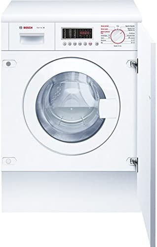 Bosch WKD28541EE Integrado Carga frontal B Blanco lavadora ...