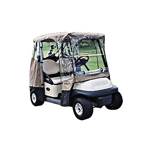 Summates Golf Cart Enlosure (Fit 4-Person)