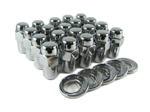 Cragar Standard Mag Lug Nut 1/2
