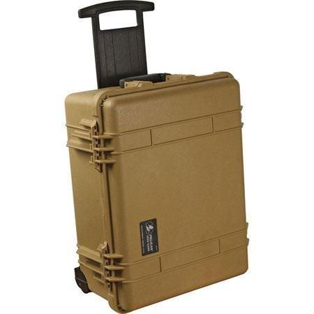 Pelican 1560 Laptop Overnight Case (Desert Tan)