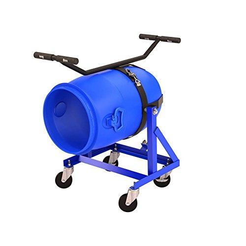 Bon Tool 82-911 Transport & Pour Steel Barrel Cart