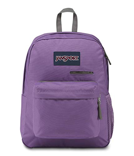 JanSport JS0A3EN23P0 Digibreak Laptop Backpack, Vivid Lilac