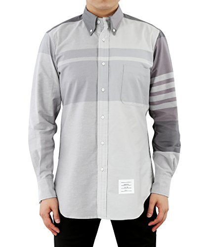 wiberlux-thom-browne-mens-check-buttoned-collar-oxford-shirt-3-med-gray