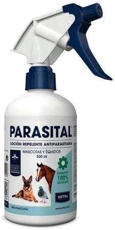 Zotal Parasital Locion Repelente 400Ml