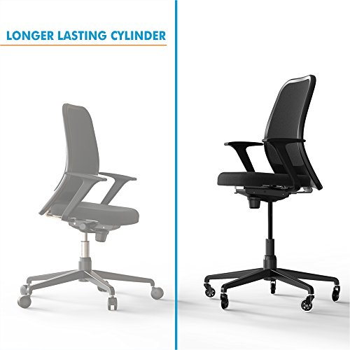Replacement Hydraulic Cylinders For Chair : Office chair cylinder replacement includes removal