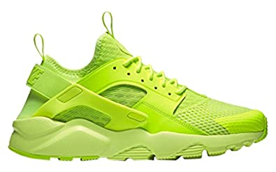 new concept c3d81 bcde0 NIKE Men s Air Huarache Run Ultra Br Training Shoes, Green Volt, 7.5 UK 42