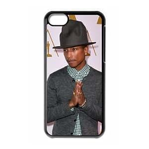 Diy Pharrell Williams Iphone 5C Hard Shell Case Fashion Style UN960932
