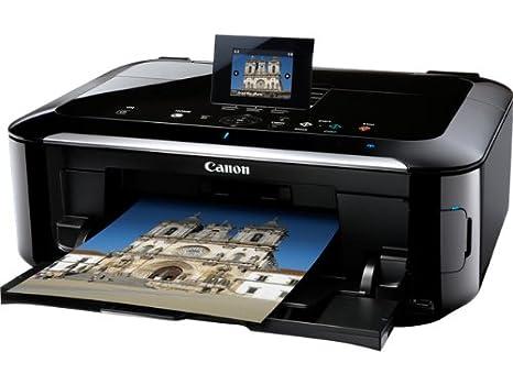 Canon PIXMA MG5350 - Impresora multifunción de Tinta - B/N 12.5 PPM, Color 9.3 PPM